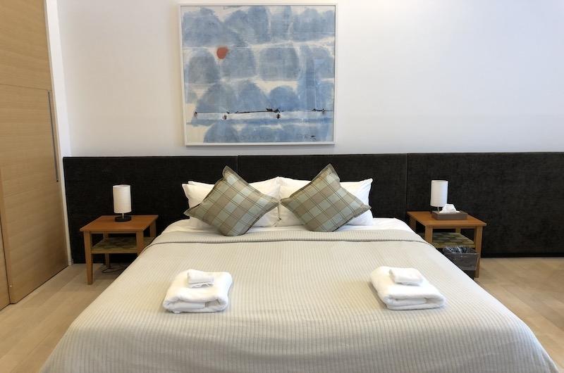 Yanagi House Bedroom Area | Hirafu, Niseko