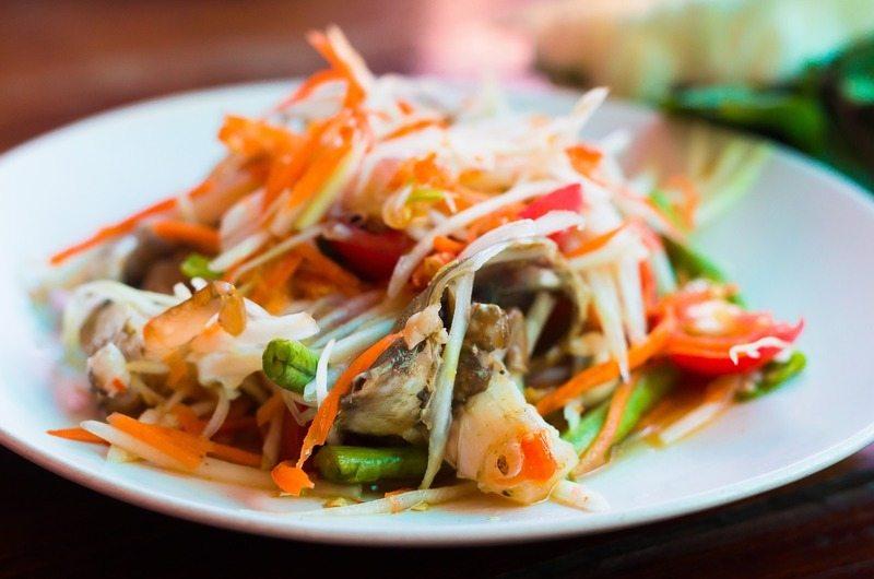 Pan Yaah Thai Restaurant Patong Phuket Thailand