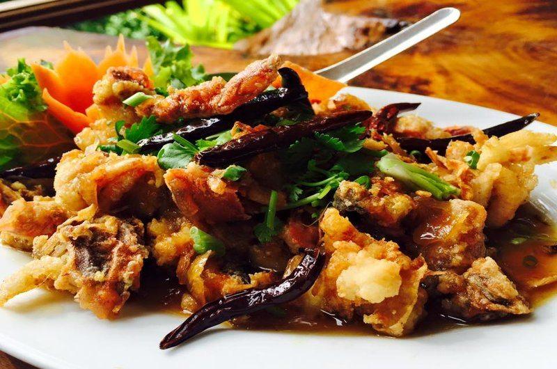Peang Prai Restaurant Pa Klok Phuket Thailand