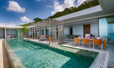 Malaiwana Residences Penthouse Pool Side Dining | Naithon, Phuket