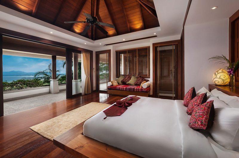 Villa Shambala Bedroom with View | Phuket, Thailand