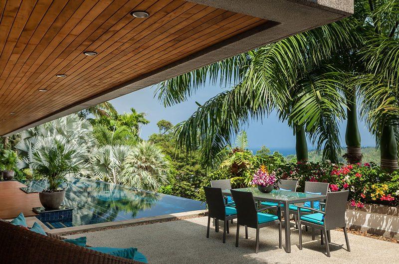 Villa Shambala Phuket Outdoor Dining | Surin, Phuket
