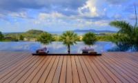 Villa Shambala Phuket Sea View from Pool | Surin, Phuket
