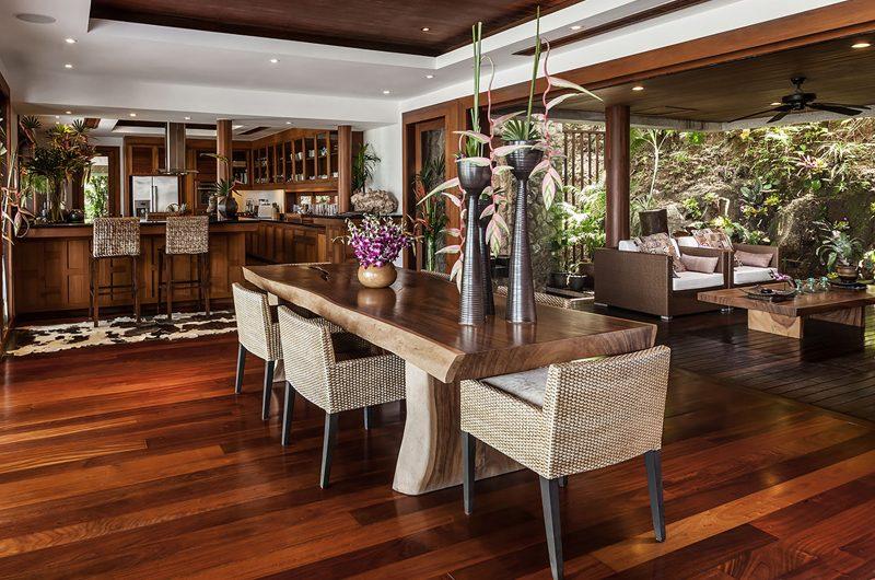 Villa Shambala Phuket Dining Area | Surin, Phuket