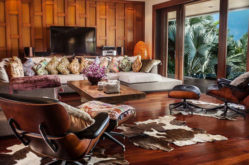 Villa Shambala Phuket TV Room | Surin, Phuket