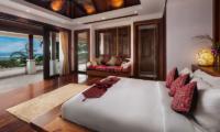 Villa Shambala Phuket Bedroom with Wooden Floor | Surin, Phuket