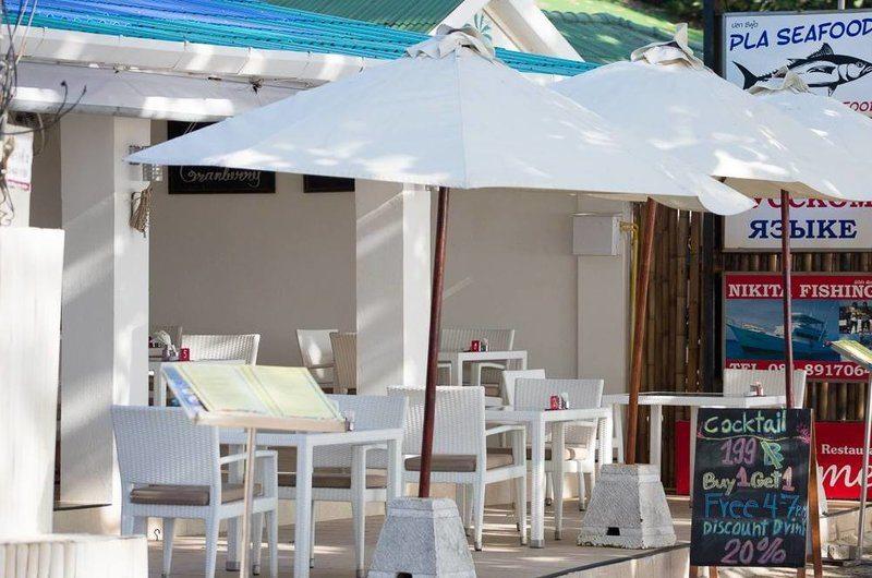 Pla Seafood Surin Phuket Thailand
