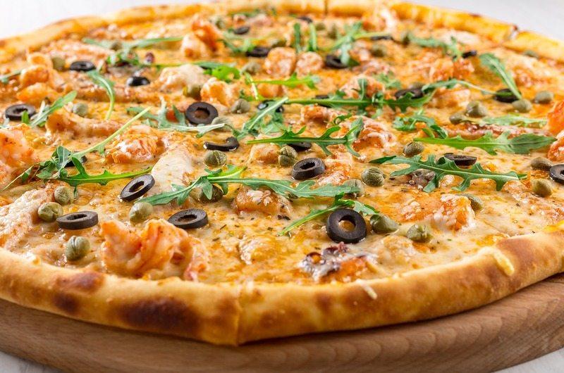 Portofino Ristorante Pizzeria Nai Harn Phuket Thailand