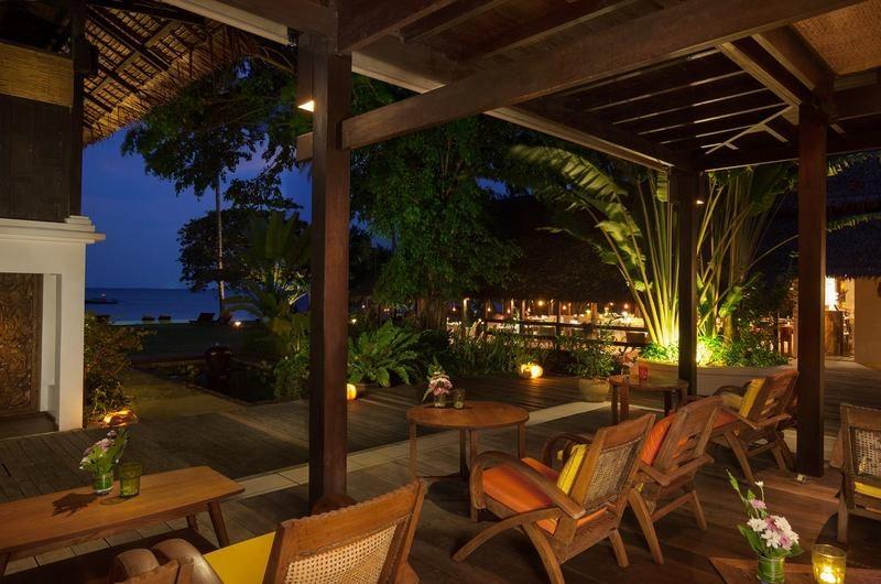 Pum Pui Restaurant Koh Yao Noi Phang Nga Thailand