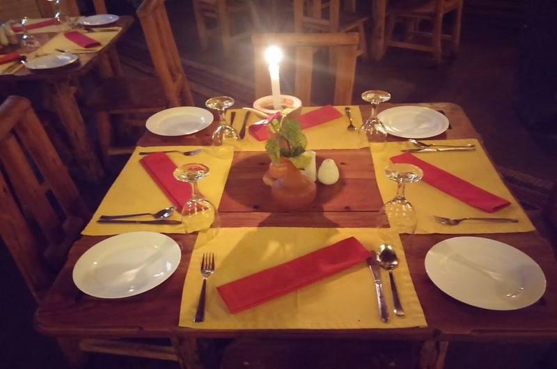 Queenswood Restaurant Nuwara Eliya Sri Lanka