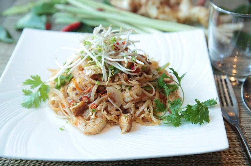 Quo Vadis Restaurant Bang Rak Koh Samui Thailand