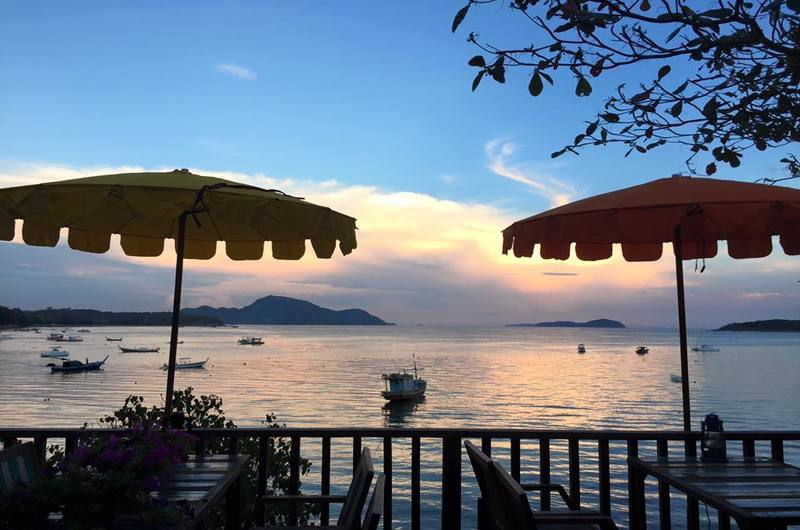Rawai View Cafe Bar Phuket Thailand