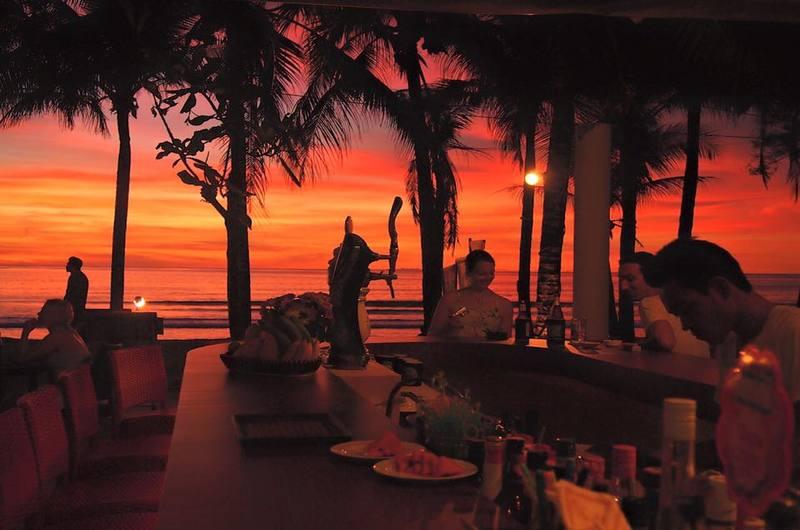 Restaurant at Lilo Island Resort Kamala Phuket Thailand