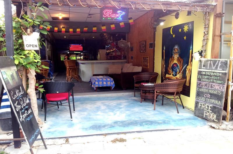 Rock and Cocktail Bar Choeng Mon Koh Samui Thailand