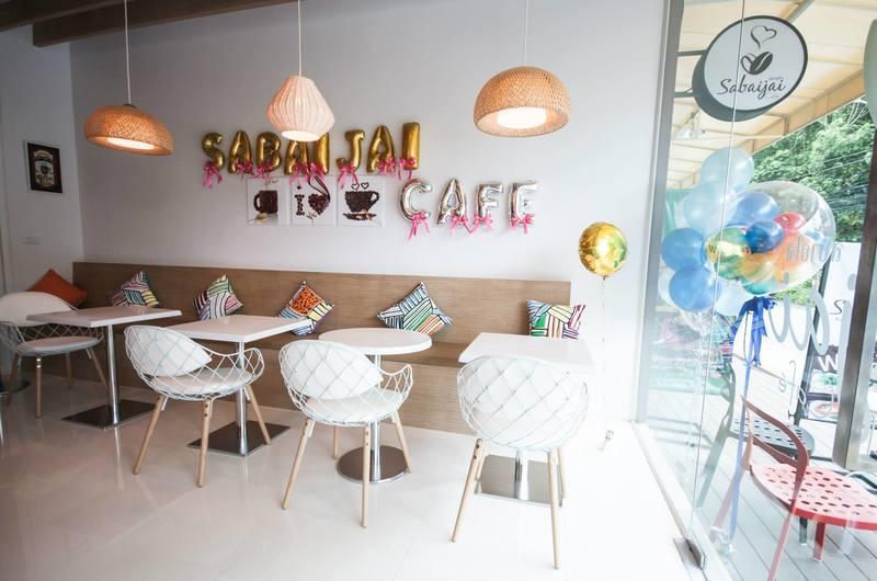 Sabaijai Cafe Karon Phuket Thailand