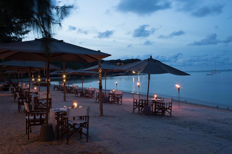 Sala Samui Restaurant Choeng Mon Koh Samui Thailand