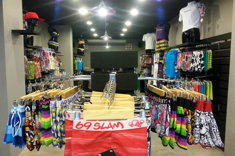 69Slam Shop Lamai Koh Samui Thailand