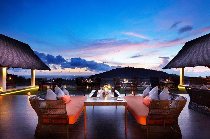 Sizzle Avista Hideaway Restaurant Patong Phuket Thailand