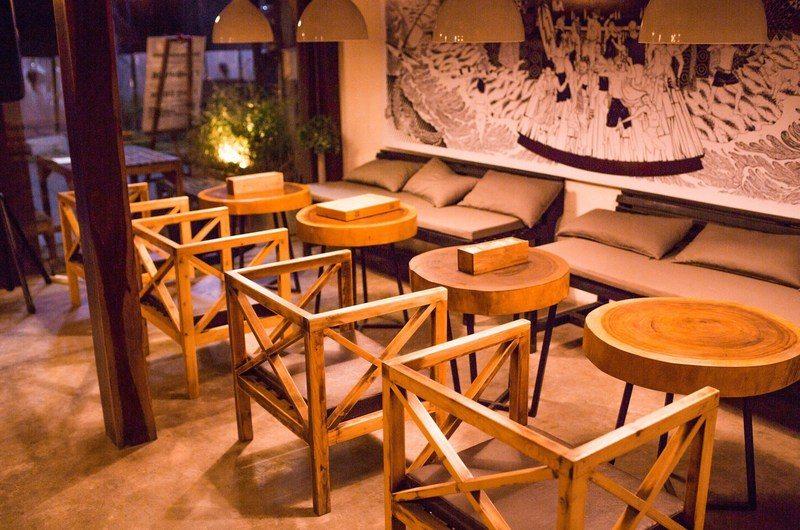 Son F Beach Bar Bophut Koh Samui Thailand