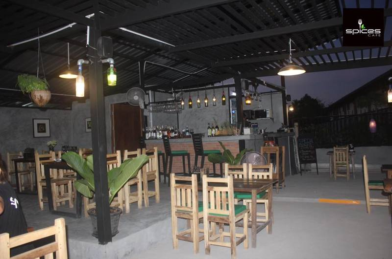 Spices Cafe Maenam Koh Samui Thailand