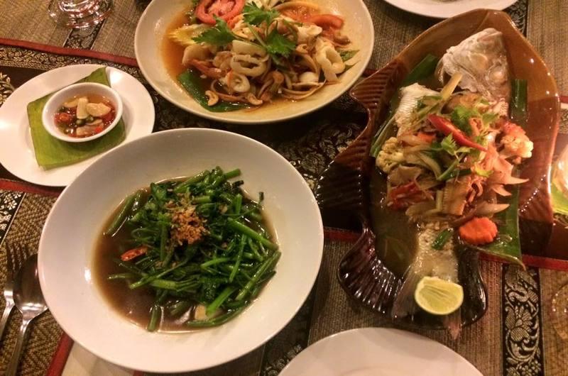 Sweet Dream Restaurant Kamala Phuket Thailand