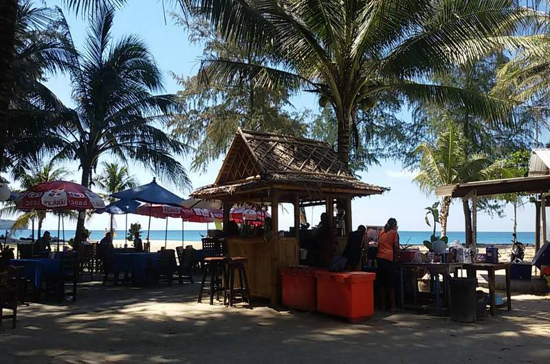 The Beach Bar 2 Layan Phuket Thailand