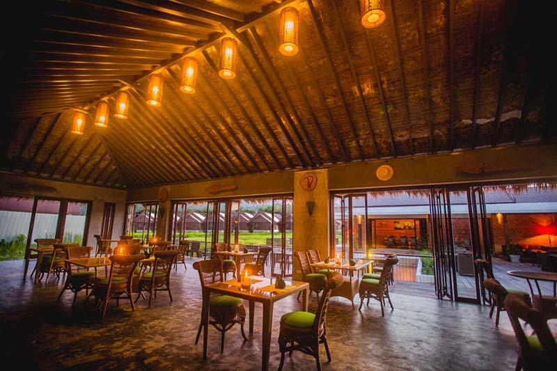 The Farmer Restaurant Maenam Koh Samui Thailand