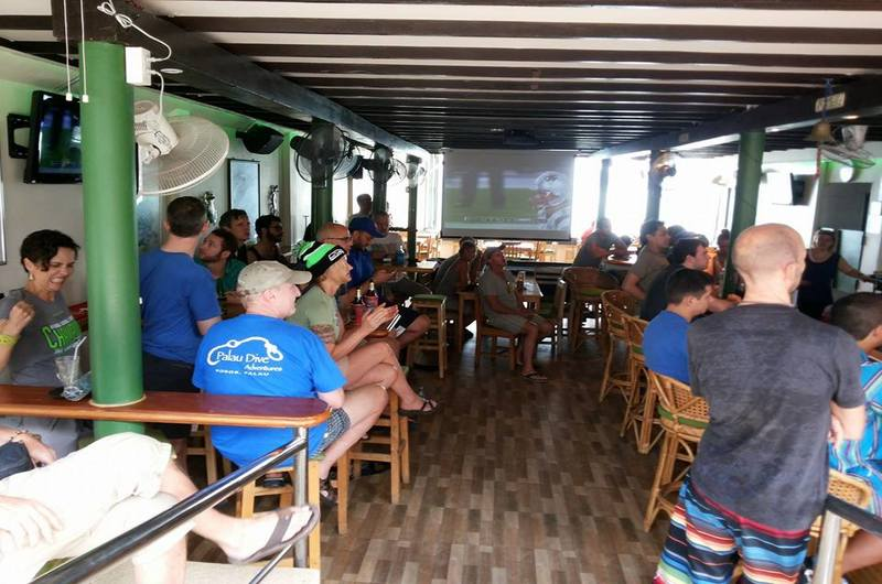 The Frog and Gecko Pub Bophut Koh Samui Thailand