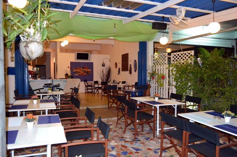 The Greek Tavern Kamala Phuket Thailand