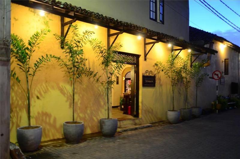 The Heritage Cafe Galle Sri Lanka