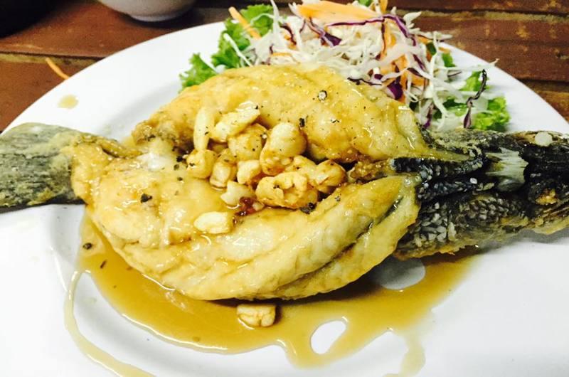 The Hut Cafe Bophut Koh Samui Thailand