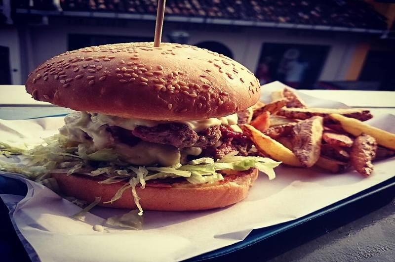 The Original Rocket Burger Galle Sri Lanka