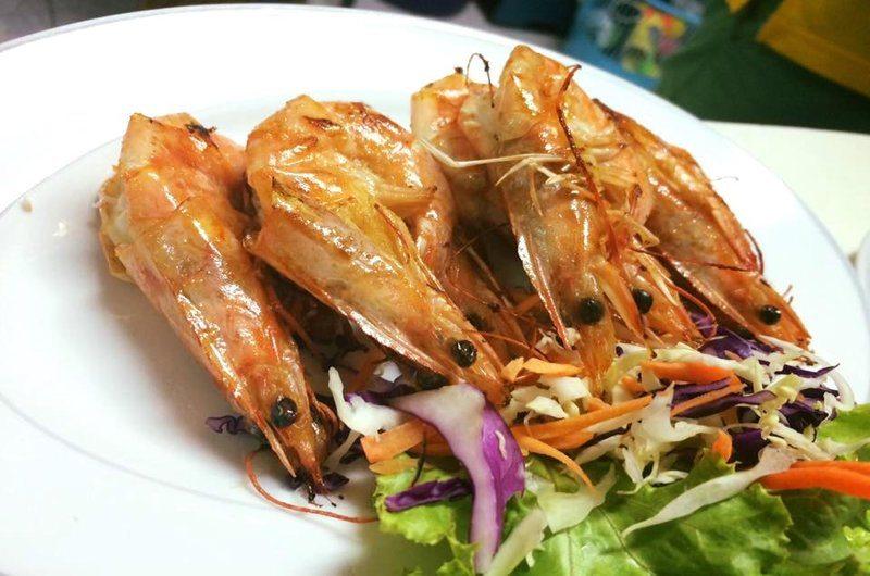 The Red Tablecloth Restaurant Surin Phuket Thailand
