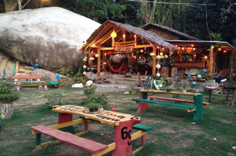 The Stone Bar Kata Phuket Thailand