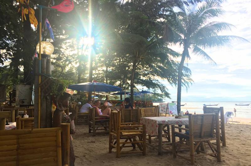 Thu Beach Bar Kamala Phuket Thailand