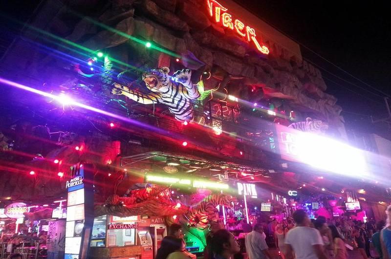 Tiger Disco Patong Phuket Thailand