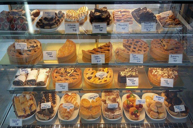 Tiramisu Bakery Chalong Phuket Thailand