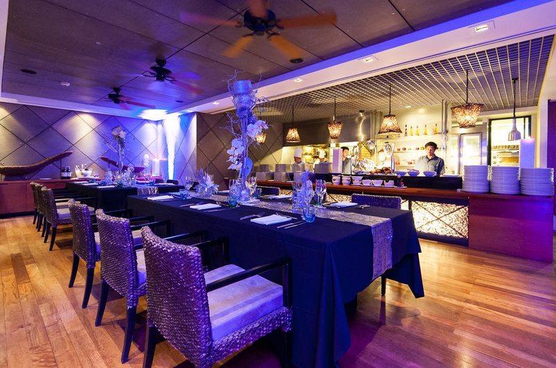 Twinpalms Seafood Restaurant Bangtao Phuket Thailand