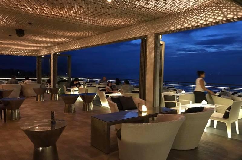 Vanilla Sky Bar Lounge Kamala Phuket Thailand