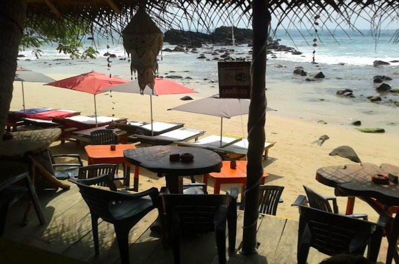 Water Creatures Restaurant Mirissa Sri Lanka
