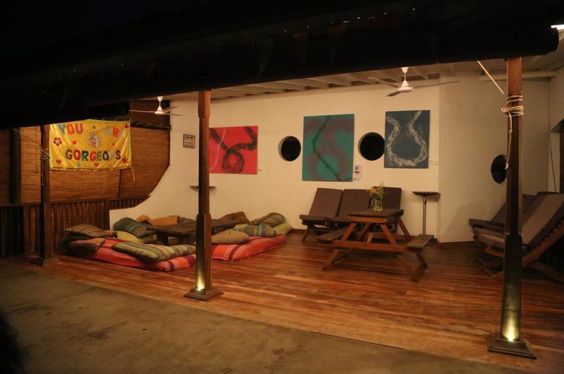 Wijaya Beach Cafe Galle Sri Lanka