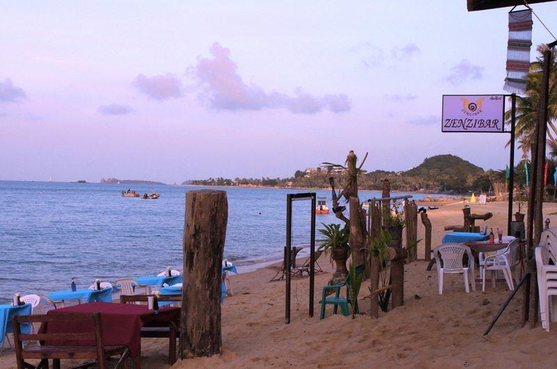 Zenzibar Bar Maenam Koh Samui Thailand
