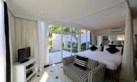 Four On Drupadi Villa Amore Bedroom View | Bali, Seminyak