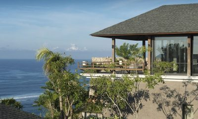 Sohamsa Ocean Estate Villa Hamsa Bird's Eye View | Ungasan, Bali
