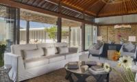 Sohamsa Ocean Estate Villa Hamsa Living Area | Ungasan, Bali