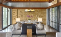 Sohamsa Ocean Estate Villa Hamsa Dining Area | Ungasan, Bali