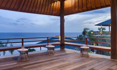 Sohamsa Ocean Estate Villa Soham Outdoor Seating Area | Ungasan, Bali