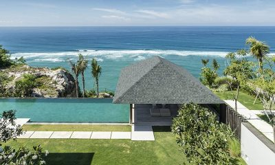 Sohamsa Ocean Estate Villa Soham Bird's Eye View | Ungasan, Bali