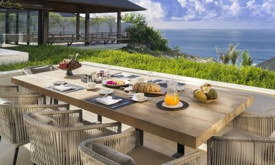 Sohamsa Ocean Estate Villa Soham Outdoor Dining | Ungasan, Bali