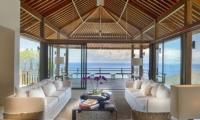 Sohamsa Ocean Estate Villa Soham Open Plan Living Room | Ungasan, Bali